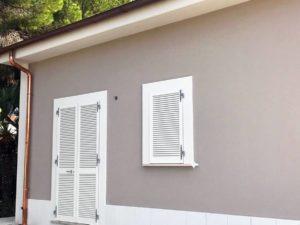 infissi follonica_portarredo_lavori 2017 - porta finestra e finestra retro